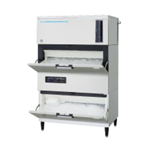 新品:ホシザキ 製氷機 スタックオン 230kg (アイスクラッシャー付) IM-230DWM-1-STCR recyclemart