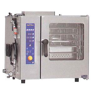 新品:マルゼン ガス式スチームコンベクションオーブン 専用架台無しタイプ SSCG-05MSCNU|recyclemart