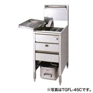 新品:タニコー 1槽式 ガスフライヤー 15リットル 幅350×奥行600×高さ800(mm) TGFL-35C|recyclemart