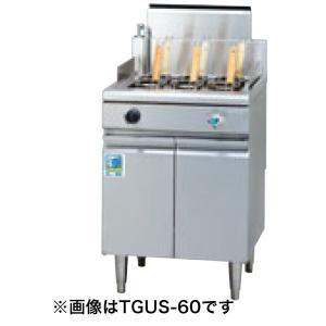 新品:タニコー 1槽式 角型ゆで麺器(フリザル6つ)TGUS-60|recyclemart