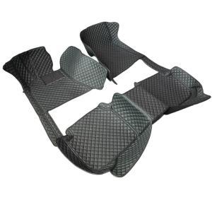 レクサス NX 立体 フロアマット カーマット 6色 1台分 3枚 黒 赤 灰 白 青 茶 NX20...