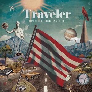 Traveler 【通常盤】 / Official髭男dism  外付け特典なし