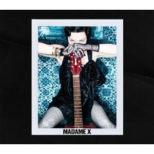 マダム X 【初回限定盤 / SHM-CD】 / マドンナ (注)【この商品は発売日にお届けできません!】