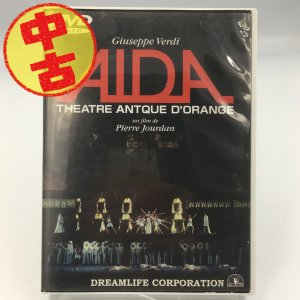 (USED品/中古品) アイーダ 歌劇 全四曲 ジュゼッペ・ヴェルディ作曲 DVD PR red-monkey