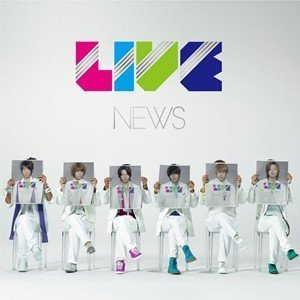 ネコポス発送 NEWS CD+DVD LIVE (初回限定盤) PR12|red-monkey
