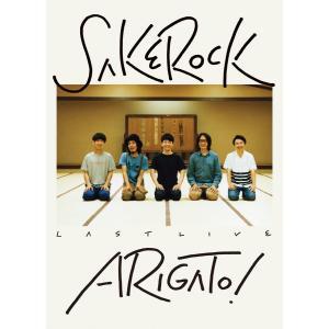 SAKEROCK LAST LIVE ARIGA...の商品画像