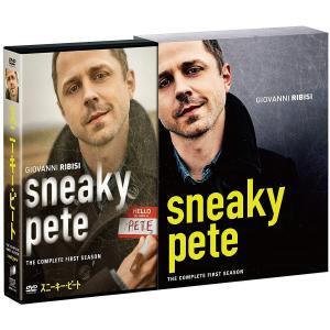 新品 送料無料 Sneaky Pete スニーキー・ピート シーズン1 DVD コンプリートBOX(初回生産限定) 1808|red-monkey