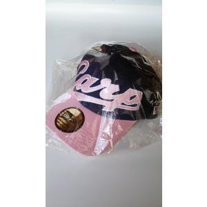 広島東洋カープ Carp NEW ERA ピンクデニム キャップ 帽子 野球帽 ニューエラ PR red-monkey