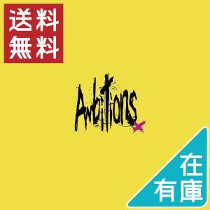 1805 新品送料無料  Ambitions 初回限定盤(C...