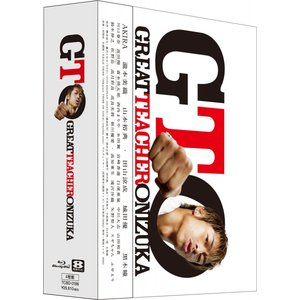 m  新品送料無料   GTO(2012) Blu-ray ...