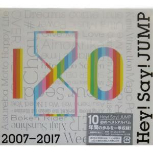 IM 新品送料無料 Hey! Say! JUMP 2007-2017 I/O(初回限定盤2) Limited Edition CD ヘイセイジャンプ ジャニーズ