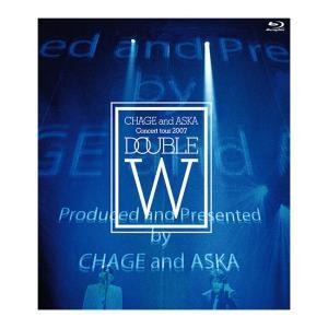 CHAGE&ASKA CONCERT TOUR 2007 DOUBLE 未開封品 チャゲ&飛鳥 チャ...