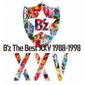 新品 送料無料 CD+DVD B'z The Best XXV 1988-1998 初回限定盤 ビー...