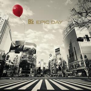 新品 送料無料 B'z EPIC DAY 初回限定盤DVD付 ロングボックス仕様 CD+DVD