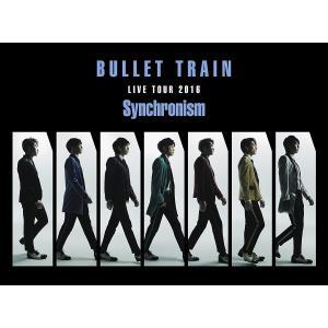 新品 Blu-ray ブルーレイ 超特急 LIVE TOUR 2016 Synchronism 初回生産完全限定盤 ZXRB3019 PR|red-monkey