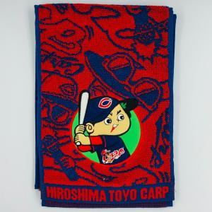 広島東洋カープ ドッカンカープタオルマフラー カープ坊や Carp  PR|red-monkey