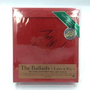新品 B'z The Ballads 〜Love & B'z 10万枚限定 クリスマスパッケージ C...