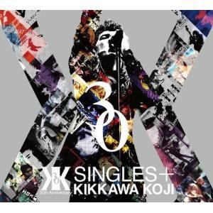 1805 新品送料無料 吉川晃司 SINGLES+ CD C...