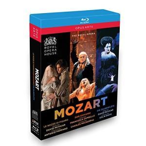 モーツァルト Blu-ray オペラ BOXセットBD-5Discs PR|red-monkey