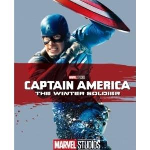 期間限定アウターケース仕様 キャプテン・アメリカ/ウィンター・ソルジャー  Blu-ray+DVD+デジタルコピー MovieNEX クラウド対応 MARVEL マーベル|red-monkey