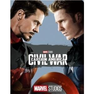 期間限定アウターケース仕様 シビル・ウォー キャプテン・アメリカ Blu-ray+DVD+デジタルコピー クラウド対応 MovieNEXワールド MARVEL マーベル|red-monkey