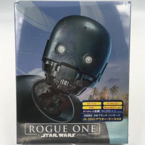 Y 新品送料無料 ローグ ワン スター ウォーズストーリー/ローグワン MovieNEX 初回限定版 ブルーレイ+DVD+デジタルコピー Blu-ray スターウォーズ(STAR WARS)