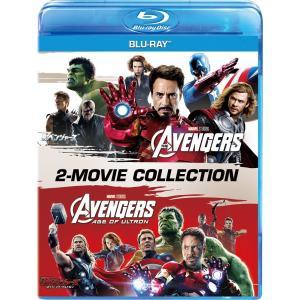 新品 アベンジャーズ & アベンジャーズ/エイジ・オブ・ウルトロン ブルーレイセット Blu-ray...