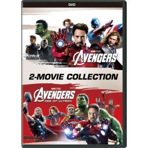送料無料 アベンジャーズ & アベンジャーズ エイジ・オブ・ウルトロン DVDセット 期間限定 ディズニー MARVEL マーベル PR|red-monkey