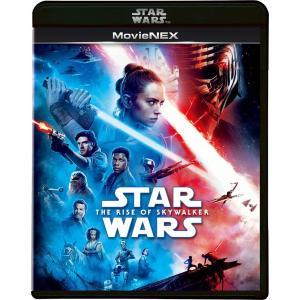 ネコポス発送 スター・ウォーズ/スカイウォーカーの夜明け MovieNEX (SWブラック・パッケージ、アウターケース付き) 初回版 ブルーレイ+DVD Blu-ray PR|red-monkey