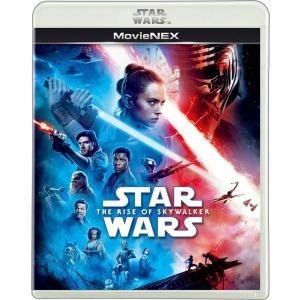 ネコポス発送 スター・ウォーズ/スカイウォーカーの夜明け MovieNEX ブルーレイ+DVD+デジタルコピー+MovieNEXワールド Blu-ray PR|red-monkey