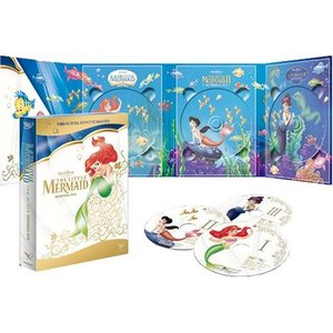 リトルマーメイド メモリアルボックス 初回限定 DVD ディズニー Disney PR|red-monkey