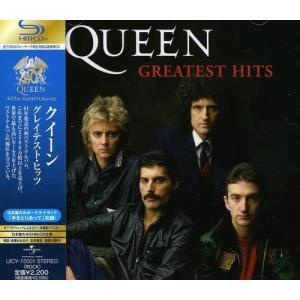 送料無料 Queen クイーン グレイテスト・ヒッツ SHM CD 1901
