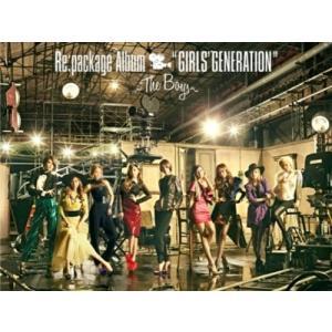 送料無料 少女時代 Re:package Album GIRL'S GENERATION The Boys(特典なし)(期間限定盤)(DVD付) CD+DVD 少女時代 PR|red-monkey