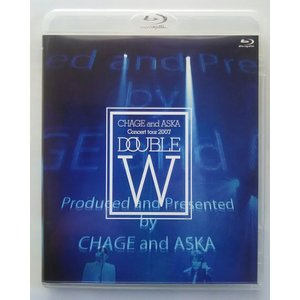 (USED品/中古品) CHAGE and ASKA CONCERT TOUR 2007 DOUBL...