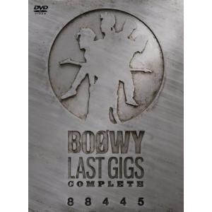 送料無料 BOOWY DVD LAST GIGS COMPLETE BOΦWY ボウイ 検 氷室京介 布袋寅泰 ユニバ 1910|red-monkey