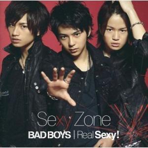 送料無料 Sexy Zone Real Sexy / BAD BOYS (初回限定盤B) Singl...