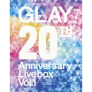 新品送料無料 GLAY 20th Anniversary L...