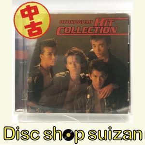 (USED品/中古品) 男闘呼組 ヒット・コレクション CD 帯なし PR|red-monkey