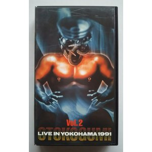 (USED品/中古品) 男闘呼組 LIVE IN YOKOHAMA 1991 Vol.2 VHS ジャニーズ PR|red-monkey