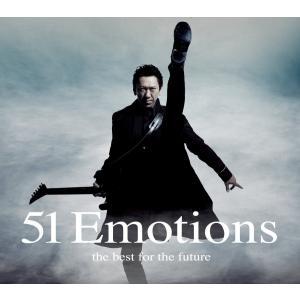1803 新品送料無料 布袋寅泰 51 Emotions -...