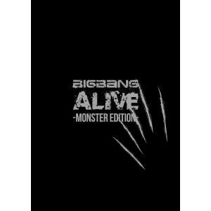 送料無料 BIGBANG ALIVE -MONSTER EDITION-(CD+DVD+T-SHIRT)(初回生産限定盤) CD+DVD, Limited Edition|red-monkey