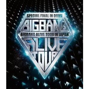 新品 送料無料 BIGBANG ALIVE TOUR 2012 IN JAPAN SPECIAL FINAL IN DOME -TOKYO DOME 2012.12.05- (Blu-ray ブルーレイ2枚組+AL2枚組) (初回生産限定盤) 1807|red-monkey