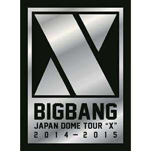 "新品 送料無料 BIGBANG JAPAN DOME TOUR 2014~2015 ""X"
