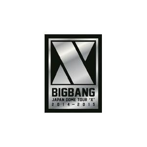 "(USED品/中古品) BIGBANG JAPAN DOME TOUR 2014~2015 ""X"