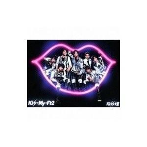ネコポス発送 Kis-My-Ft2 CD+DVD Kiss魂 初回生産限定盤B Single キスマイ ジャニーズ PR12|red-monkey