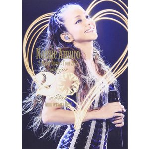 送料無料 安室奈美恵 DVD namie amuro 5 Major Domes Tour 2012 20th Anniversary Best ユニバ 1908
