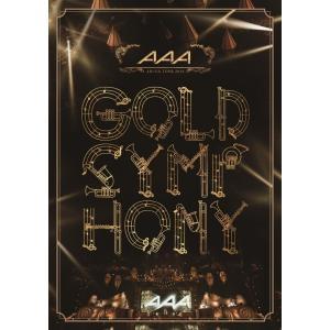 1803 新品送料無料 AAA ARENA TOUR 2014 -Gold Symphony- DVD2枚組 エイベ