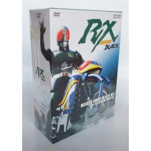 CO (USED品/中古品) 仮面ライダーBLACK RX VOL.1DVD 初回 全巻収納BOX付き 倉田てつを PR|red-monkey