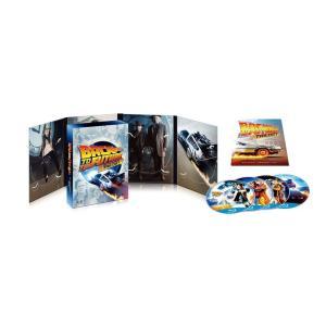 1805 新品送料込 バック・トゥ・ザ・フューチャー トリロジー 30thアニバーサリー・デラックス・エディション ブルーレイBOX Blu-ray バックトゥザフューチャー