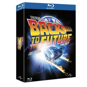 送料無料 バック・トゥ・ザ・フューチャー 25thアニバーサリー Blu-ray BOX バックトゥザフューチャー PR